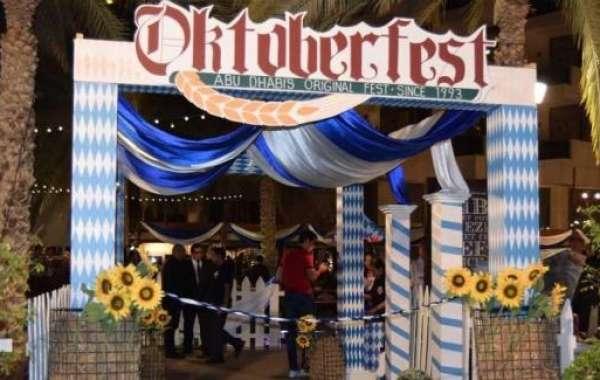 Countdown to the 25th Oktoberfest at Beach Rotana Abu Dhabi