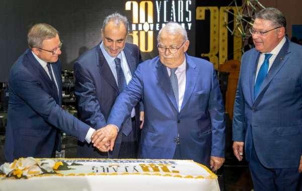 Semiramis Intercontinental Cairo Celebrates Three Decades of Success