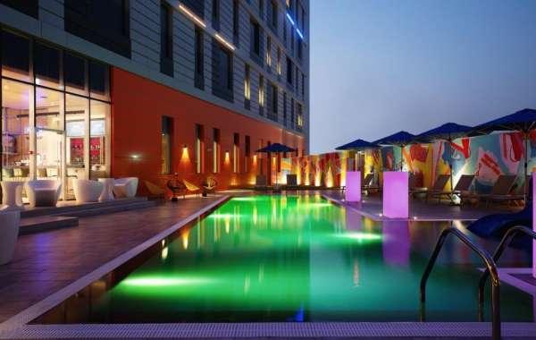 Marriott International Debuts New Aloft Hotel in Dubai South