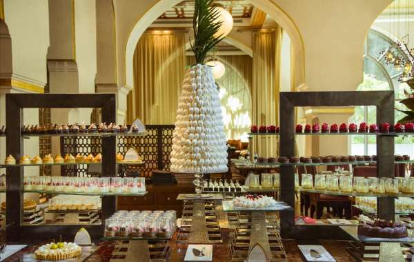 Experience 1,001 International Flavours with Uninterrupted Views of The Dubai Fountain at Palace Downtown