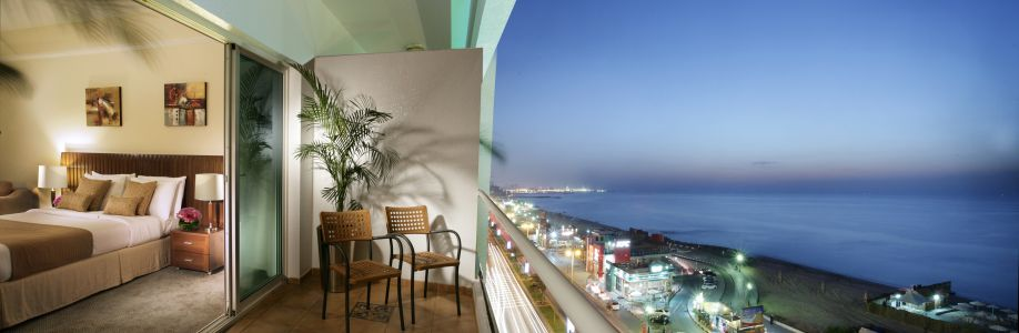 Ramada by Wyndham Beach Hotel Ajman Cover Image