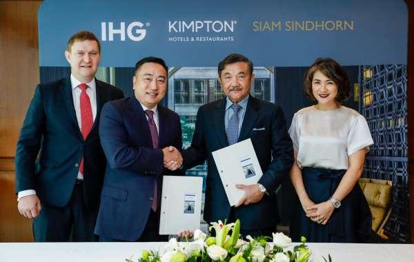 IHG to bring Kimpton Hotels & Restaurants to Bangkok, Thailand