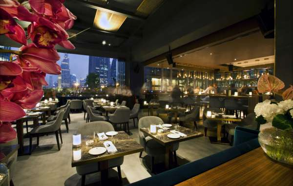 Roberto's DIFC Restaurant and Lounge Reopens