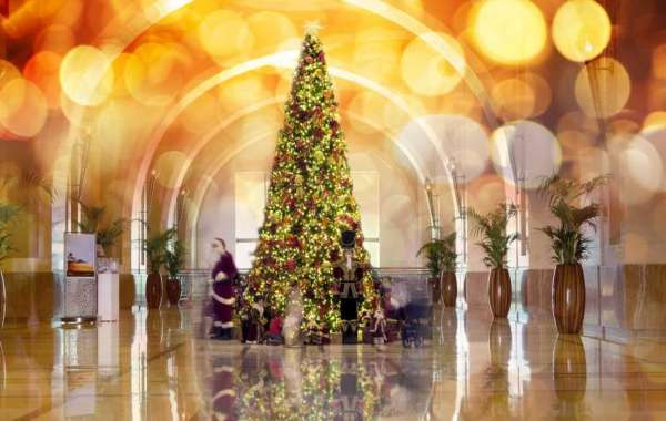 Jingle Bell Rock with Fairmont the Palm!