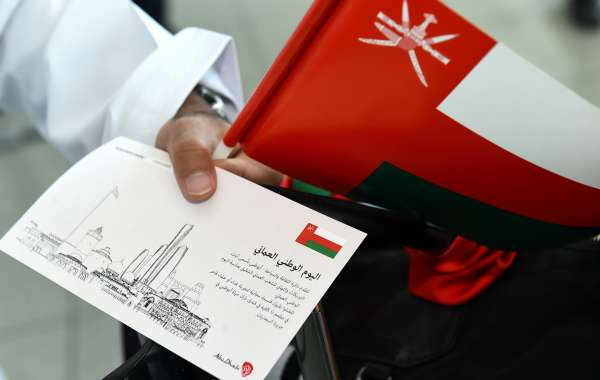 Abu Dhabi Airports Celebrates Oman National Day