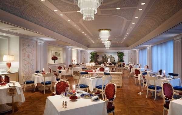 Palazzo Versace Dubai Launches Serata Di Sapori