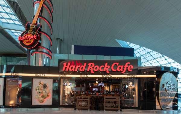 Hard Rock Cafe Dubai Airport Now Open
