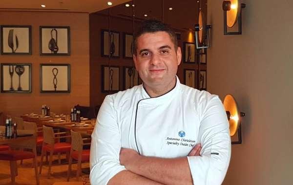 New Italian Chef at Prego's