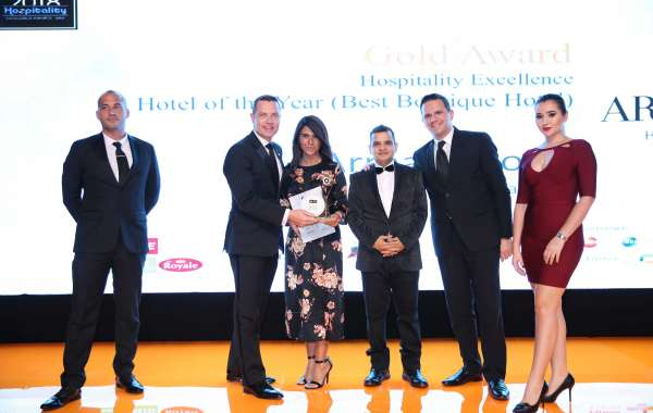 Armani Hotel Dubai Acclaimed as Best Boutique Hotel of the Year