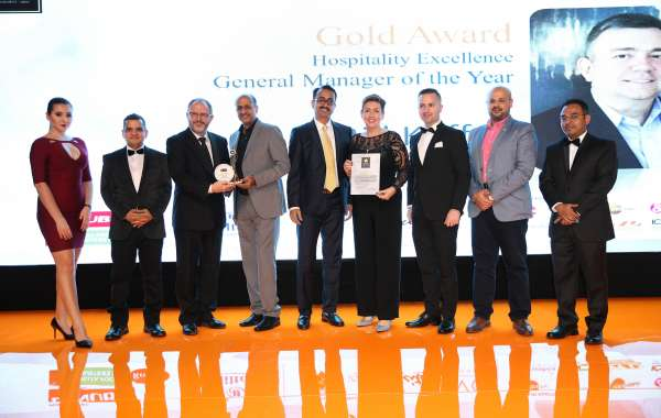 Renowned Hotelier Grabbed the Gold Award for Hospitality Excellence General Manager of the Year