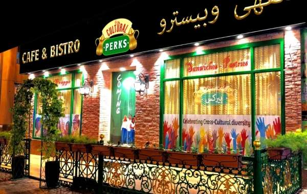 Arabian Courtyard Hotel & Spa Announces the Opening of Cross Cultural Perks Cafe & Bistro
