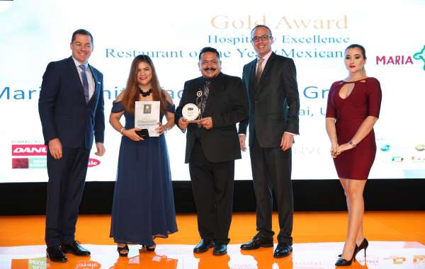 Maria Bonita Taco Shop & Grill Dubai Acclaimed for Hospitality Excellence Restaurant of the Year Gold Award Winner