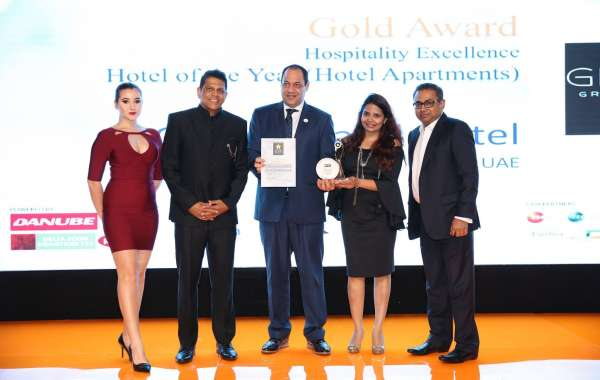 Ghaya Grand Hotel Wins Gold at the Middle East Hospitality Excellence Awards