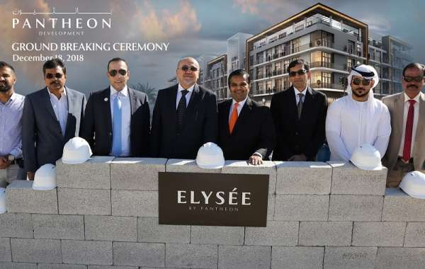 Pantheon Development Breaks Ground on Pantheon Elysee Project