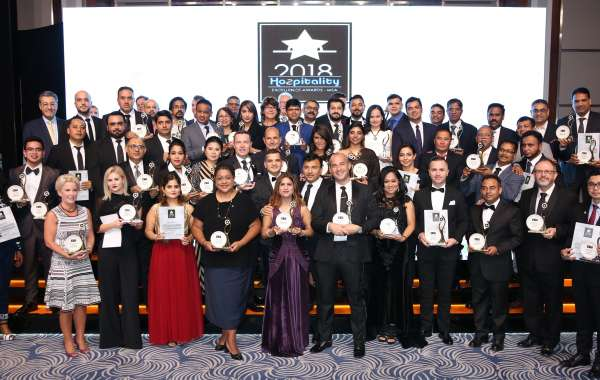 Marriott International wins the coveted Best Employer of the Year at the 4th Middle East Hospitality Excellence Awards