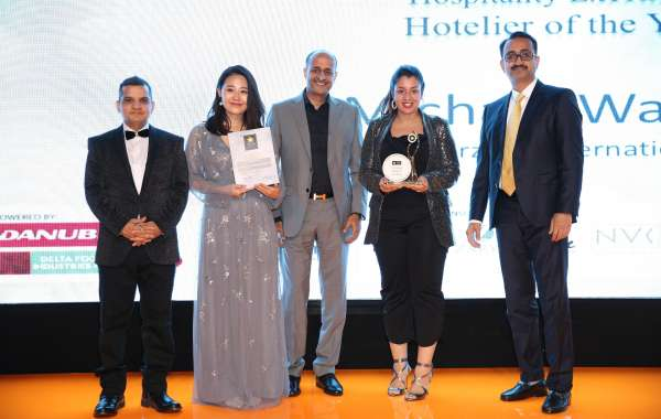 Michael Wale Acclaimed for Hospitality Excellence Hotelier of the Year