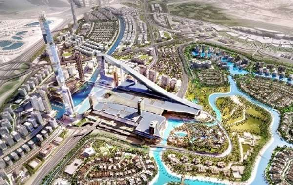 Dubai's Meydan One Takes Shape