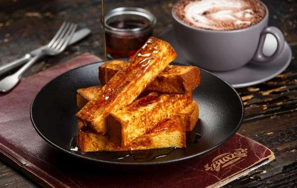 Blaze Burgers Launches New Breakfast Menu