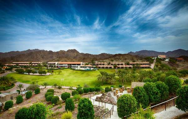 An Adventure Staycation on Your Doorstop at JA Hatta Fort Hotel