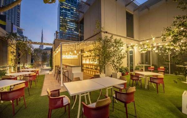 Capital Club Dubai Launches Rooftop Venue, The Botanical Garden
