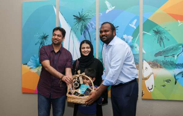 Maldives Welcomes the First Visitor of 2019