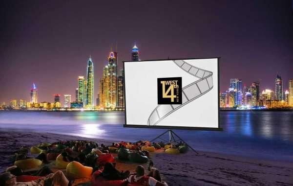 Movie Night at the Beach Now Every Saturday!