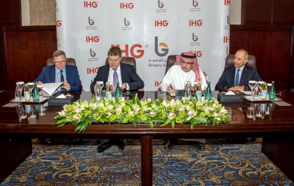 IHG Signs World's Largest Crowne Plaza in Makkah