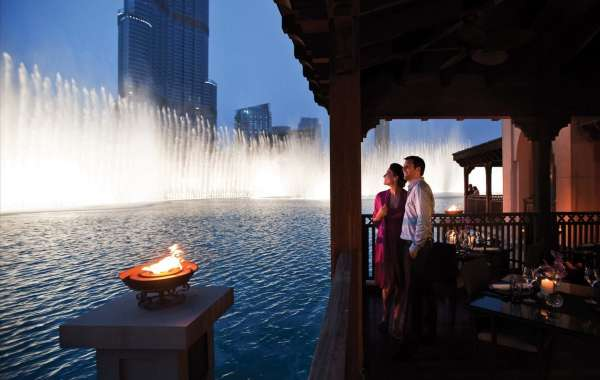 Love is in the Air at Thiptara, Palace Downtown