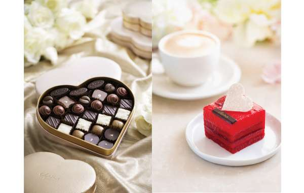 Bateel Launches its Valentine's Collection