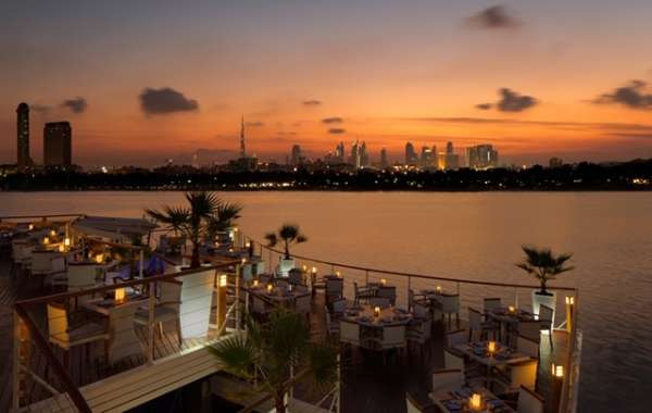 Kickstart the Week in Style at Dubai's Favourite after hours Creekside Destination
