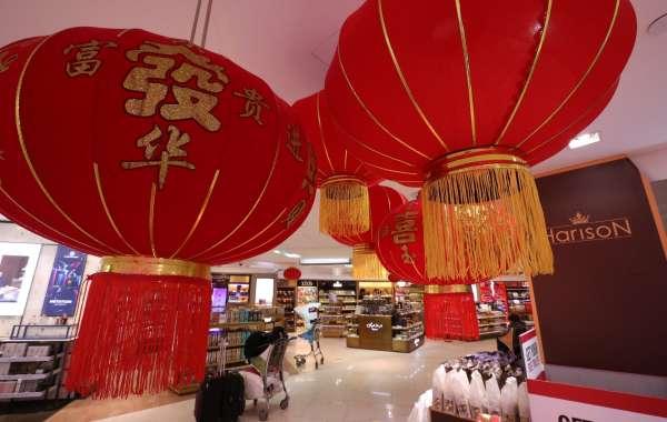 Abu Dhabi Airports Celebrates the Chinese New Year