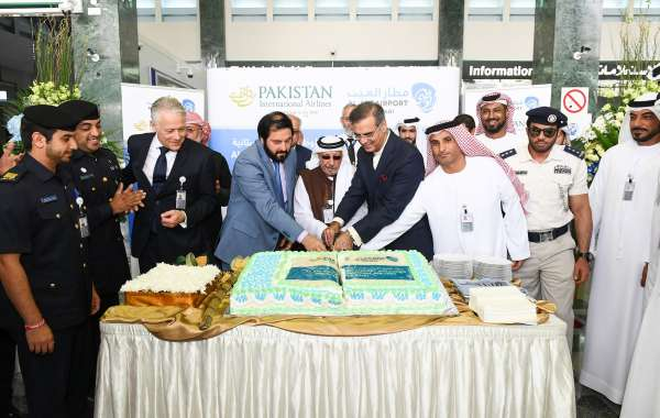 Pakistan International Airlines Launches Bi-weekly Flights to Al Ain International Airport