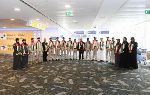Abu Dhabi Airports Celebrates Kuwait National Day