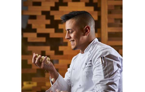 Azure at Waldorf Astoria Ras Al Khaimah Appoints New Chef de Cuisine, Matteo Dayem, and Announces New Menu