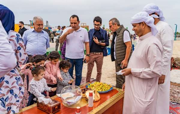 #CelebrateFoodTogether: Share Your Foodie Story and Win with Dubai Food Festival