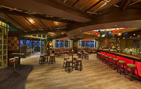 Celebrate Easter at Trader Vic's Mai Tai Lounge, Hilton Al Hamra