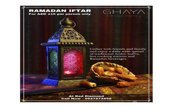 Ghaya Grand Hotel Offers Extraordinary Corporate Deals this Ramadan