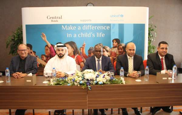 Central Hotels and UNICEF Renew Ties for Children