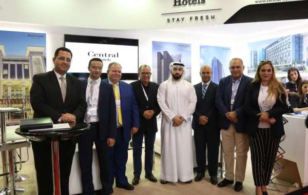 Central Hotels Showcase New Dining Facilities at the Arabian Travel Market