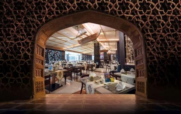 Ramadan Iftar at Lapita, Dubai Parks and Resorts