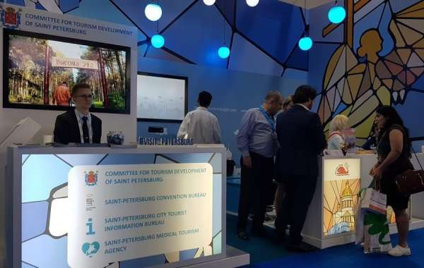St. Petersburg Russia Set to Unravel the City's Sights and Sounds at Arabian Travel Market 2019