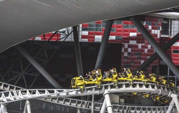 Ferrari World Abu Dhabi's Exhilarating Roller Coaster Rally Set to Entertain All this Eid Al Fitr