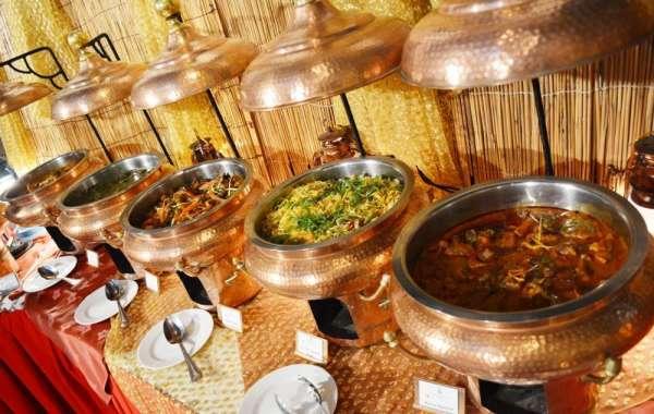 Indulge in a Lavish Iftar Buffet at Arabian Courtyard Hotel & Spa