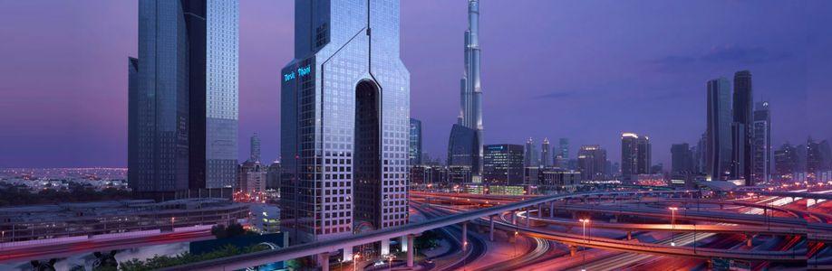Dusit Thani Dubai Cover Image