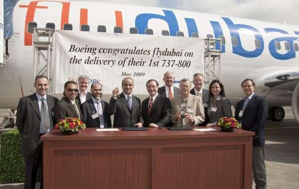 flydubai Celebrates 10 years of Bringing People Together
