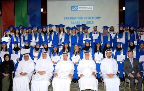DUBAI COLLEGE OF TOURISM HONOURS GRADUATING  CLASS OF 2019