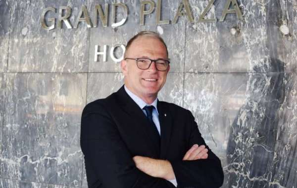 TIME Grand Plaza Hotel Appoints New General Manager