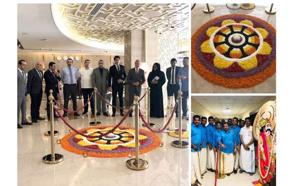 Two Seasons Hotel Celebrates Onam with its Employees