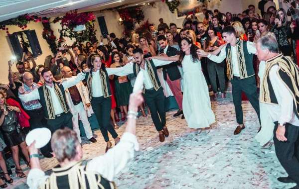 Party Like the Greeks with OPA's Rhodes Brunch Edition