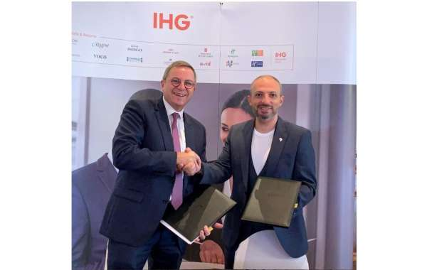 IHG® Signs Agreement with Aleph Hospitality to Expand its Presence Across Africa